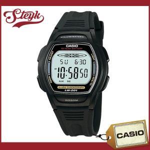 CASIO LW-201-1A カシオ 腕時計 デジタル STANDARD スタンダード レディース...