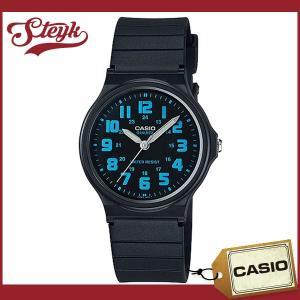 CASIO カシオ 腕時計 チープカシオ アナログ MQ-71-2B メンズ 【メール便選択で送料200円】