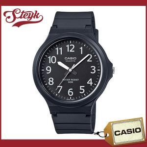 CASIO カシオ 腕時計 チープカシオ アナログ MW-240-1B メンズ 【メール便選択で送料200円】