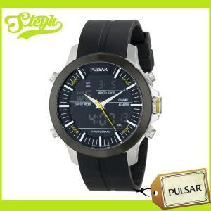 【あすつく対応】PULSAR パルサー 腕時計 ON THE GO オンザゴー アナデジ PW6001 メンズ|steyk