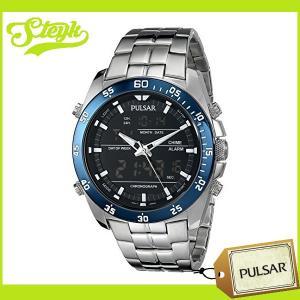 【あすつく対応】PULSAR パルサー 腕時計 アナデジ PW6013 メンズ|steyk