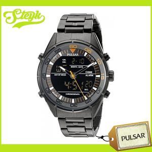 【あすつく対応】PULSAR パルサー 腕時計 アナデジ PW6015 メンズ|steyk