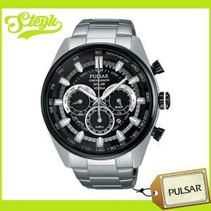 【あすつく対応】PULSAR パルサー 腕時計 ON THE GO オン ザ ゴー  アナログ PX5033 メンズ|steyk
