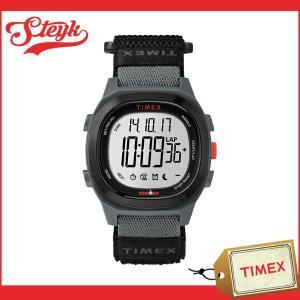 【あすつく対応】TIMEX タイメックス 腕時計 IRONMAN TRANSIT 40MM FULL-SIZE アイアンマン トランジット デジタル TW5M19300 メンズ|steyk