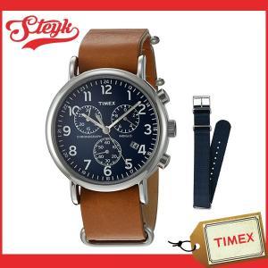 TIMEX タイメックス 腕時計 WEEKENDER CHRONO ウィークエンダークロノ アナログ TWG012800 メンズ