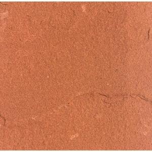 砂岩 レッドサンドストーン 400×600×20内外 割肌仕上 【送料別途】|stgarden-seki