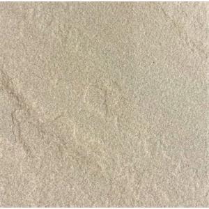 砂岩 ホワイトサンドストーン 400×400×20内外 割肌仕上 【送料別途】|stgarden-seki