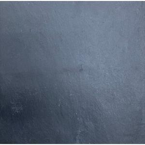ブラックスレート 200×200×8内外 割肌スレート(送料別途) stgarden-seki