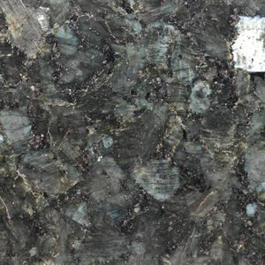 ミカゲ石 エメラルドパール(ノルウェー産)  400角  本磨仕上【送料別途】|stgarden-seki