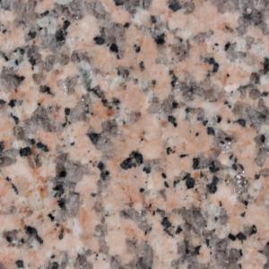 ミカゲ石 ピンクポリーノ(スペイン産) 400角  本磨・バーナー仕上 (送料別途)|stgarden-seki