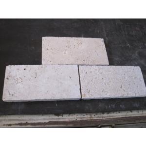 トラバーチンホワイト 方形 【送料別途】|stgarden-seki