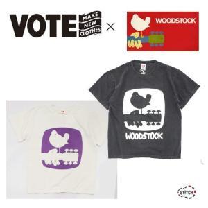 ヴォート メイク ニュークローズ 半袖 Tシャツ VOTE MAKE NEW CLOTHES WOO...