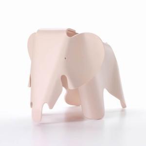 お子様のおもちゃや、お部屋のオブジェとして可愛らしいポリプロピレン製の「Eames Elephant...