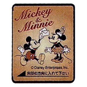ブラザー刺しゅうカード「ミッキー&ミニー」 stitch