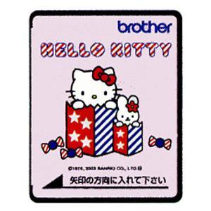ブラザー刺しゅうカード「ハローキティ」 stitch