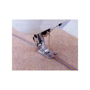 ブラザーミシンコーディング押さえ5本|stitch