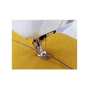 ブラザーミシンブレーディング押さえ|stitch