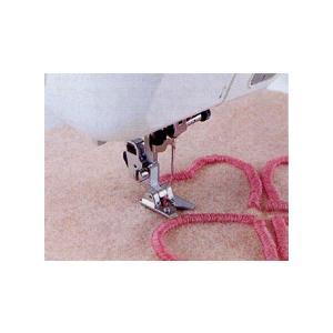 ブラザーミシンフリンジフット押さえ|stitch