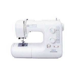ジャノメミシン2860|stitch