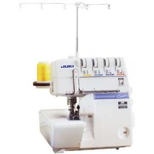 JUKIカバーステッチ付きロックミシンMO-345DC stitch