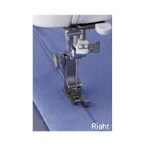 職業用右段付押さえ(1.5mm) stitch