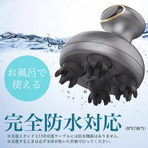 ヘッドスパ 頭皮 マッサージ stylishjapan 3D振動 ヘッドマッサージャー EMURE エミューレ 送料無料|stj