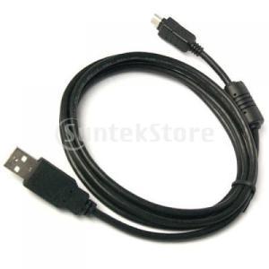 オリンパススタイラスデジタル720 SW 730 800 810用 CB-USB5/USB6 USBケーブル stk-shop