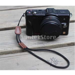 ノーブランド品 カメラ用 手首 リストストラップ|stk-shop