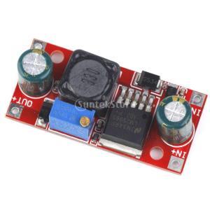Fityle 電子部品 調節可能 DC-DC 電源モジュール パワー ステップダウン|stk-shop
