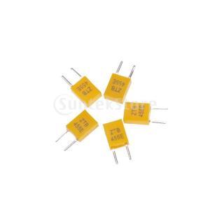 【ノーブランド品】CRB 455E水晶発振器 5個