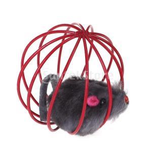 ノーブランド品猫玩具 ボール 猫用 猫用おもちゃ マウス ネズミ stk-shop