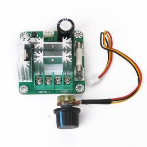 【ノーブランド品】6V-90V 15Aパルス幅のPWM DCモータ速度コントローラスイッチ|stk-shop
