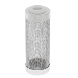 ノーブランド品水槽用品 濾過装置 ステンレス製 網ストレーナー メッシュ ストレーナー|stk-shop