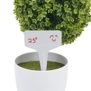 概要:   100%のブランド新たな高品質 耐久性に優れ、プラスチック製の植物のラベルやタグ 簡単に...