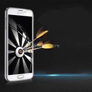 ノーブランド品 強化ガラスフィルムスクリーンプロテクター Samsung Galaxy S5 G900に適用