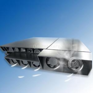 ノーブランド品プレイステーションPS4のためのファンクーラーのUSBケーブルを冷却ターボ温度制御