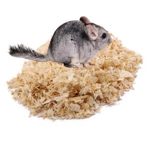 【ノーブランド品】小動物 ハムスター モルモット用 おがくず 繁殖 寝床 500グラム