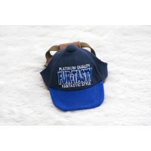 KOZEEYペット 犬 猫 愛犬用 耳の穴 キャップ 帽子 かわいい ハット 紫外線対策 野球 おしゃれ L|stk-shop