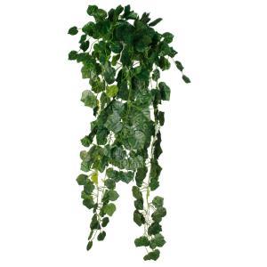 SONONIA プラスチック製 2個 人工 壁掛け ツタつる シルク 観葉 植物 装飾 ブドウ葉 結婚式 パーティー用 人工リーフ ぶら下げ|stk-shop