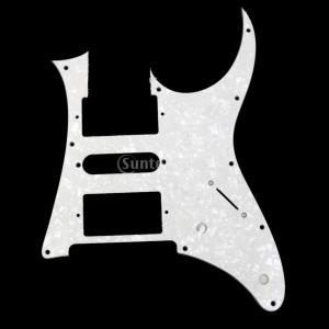 Non-brand アイバニーズ RG 350 DX ギター用 3層 ピックガード パーツ アクセサリー|stk-shop