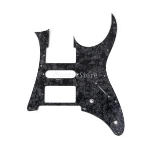Non-brand アイバニーズ RG ギター用 ピックガード スクラッチ プレート ミラー アクセサリー 部品|stk-shop