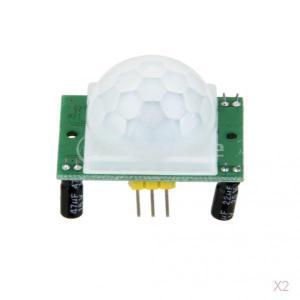 【ノーブランド品】焦電型赤外線PIRモーションセンサー検出器モジュールDYP-me003|stk-shop