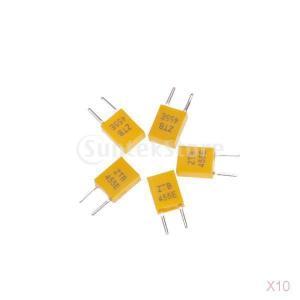 【ノーブランド品】CRB 455E水晶発振器 5個|stk-shop