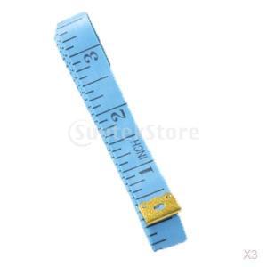 【ノーブランド品】ソフトテープメジャー  両面用 縫製テーラー定規 150cm/60 inch|stk-shop