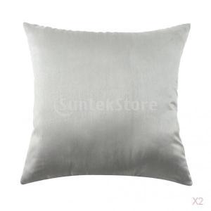 説明:   材質:Terylene の  カラー:シルバー  サイズ:約。 18x18inch / ...