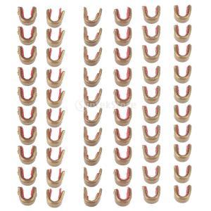 説明:アーチェリー蝶ネクタイ60個セット弓のための場所を安定させることができる、より正確な位置を確保...