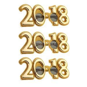 3個 眼鏡 キラキラ 2018 眼鏡 パーティーメガネ 新年 イブ パーティー ファンシードレス 衣...