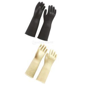 説明:  100%真新しく高品質。 耐久性のあるゴムラテックス手袋。 ノックと擦り傷へのより良い抵抗...