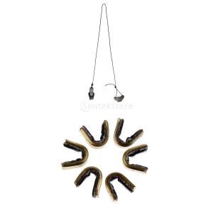 説明: 6個入りの蝶ネクタイと1個の蝶ネクタイを含むパック弦楽器のノックは銅製で、弦楽器の範囲は10...
