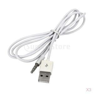 説明: 新しいUSBデータ/充電アダプタケーブル。  USBポートからデバイスをアップロードして充電...